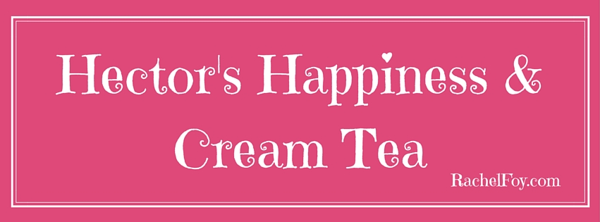 Hector's Happiness & Cream Tea
