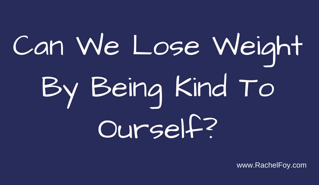 Is Losing Weight 'Wrong'?