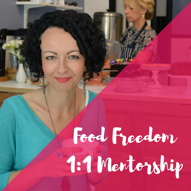 Food Freedom coaching mentorship emotional eating binge eating help rachel foy