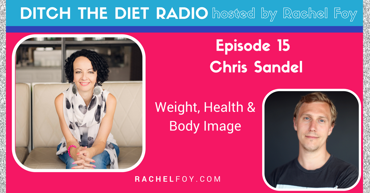 Ditch The Diet Radio host Rachel Foy interviews Joanna Hunter on why learning to get selfish will set you free