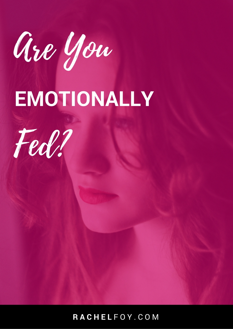 are you emotionally fed rachel foy blog diet coach binge eating emotional eating